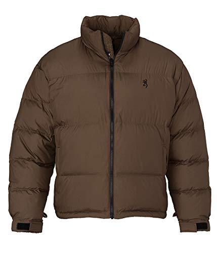 브라우닝 클래식 다운 재킷-탄