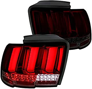 Best mustang tail lights Reviews