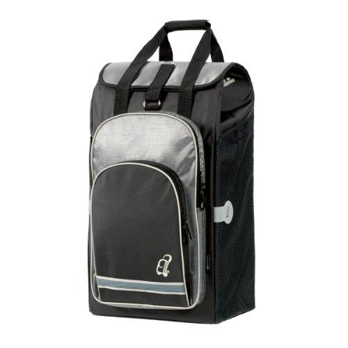 Andersen 60 Liter Shopper Tasche Hydro schwarz mit Kühlfach