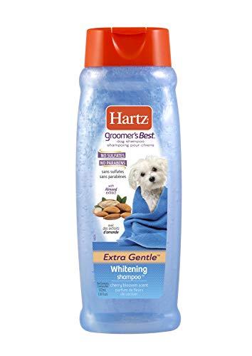 Hartz ZZ97925 Shampoo para Perro con extracto de cereza (Cherry Blossom), 532 ml, los empaques pueden variar