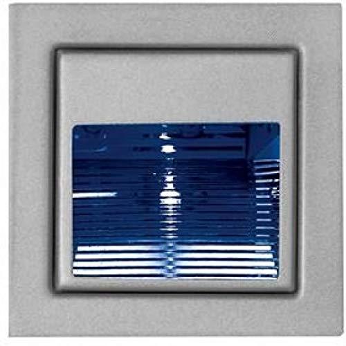 Brumberg P3729W Wandeinbauleuchte LED alu matt,