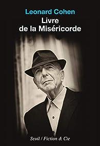 Livre de la Miséricorde par Leonard Cohen