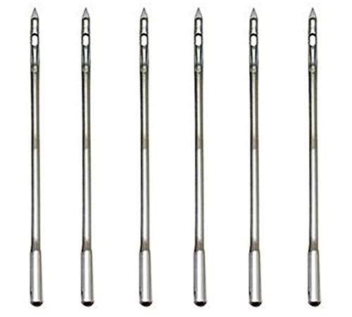 Leather Canvas Sewing Awl Needle amp Thread Refill Replacements for Awl for All Stitching Tool – Made in USA Needle Replacement Course #8