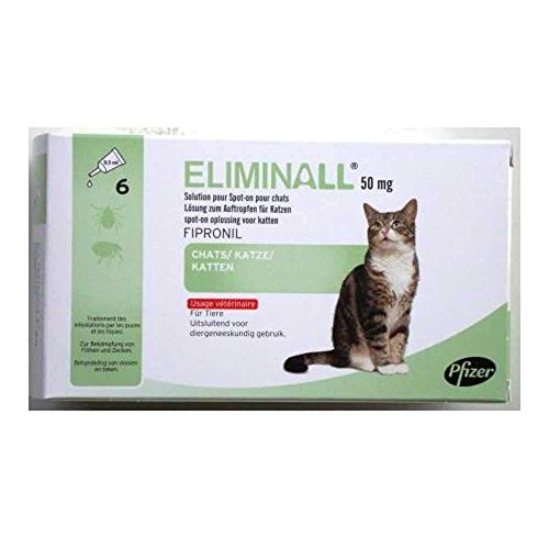 Eliminall Spot-on Katze 6 pip