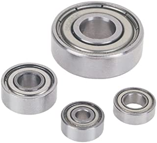 Oasis Machinery 28505 Heavy-Duty 1 Conveyor Roller Ball Transfer Bearings Set of 6 Replaces Big Horn 19102