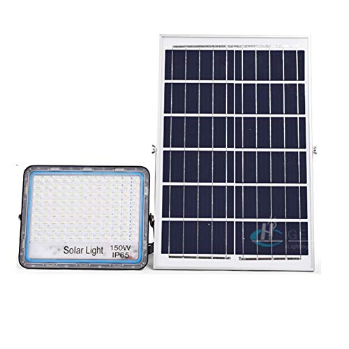 CYC Outdoor Solar Lights, IP65 Waterproof Solar Flood Light Solar Garden Lights Super Bright Lens Led Flood Lights Road Lights,for Barn,garden,shed,flag Pole,150W