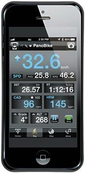 Topeak Unisex Erwachsene Handytasche Ridecase Für Apple Iphone 5 Schwarz 12 7 X 6 2 X 1 5 Cm Bekleidung