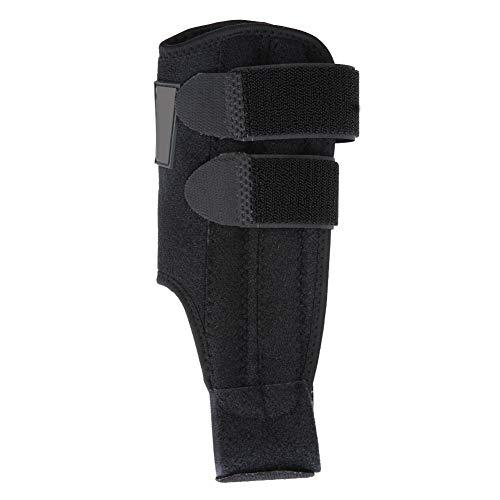 Sport Knöchelbandage Kompression Unterstützung, Knöchelschutz Einstellbare Knöchelschutz für Basketball Fußball im Freien und Verstauchung Schmerzlinderung Erholung(M)