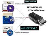 Windоws10 /8.1/ 7 Professional OEM DVD   64-Bit Genuine,Original Product key+FREE BACKUP USB, REINSTALL REPAIR INSTALL RESTORE TO FACTORY FRESH