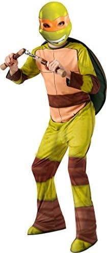 Teenage Mutant Ninja Turtles Michelangelo Costume, Medium
