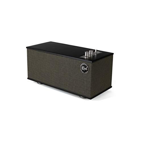 Klipsch The One II Black, Bluetooth-Lautsprecher, Schwarz