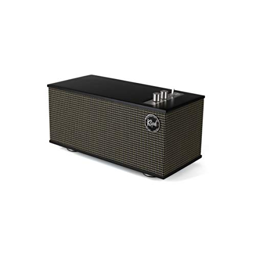 Klipsch The One II Black, Bluetooth-Lautsprecher, Schwarz