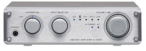 TEAC 09A101DS50 - Amplificador con USB, color plata