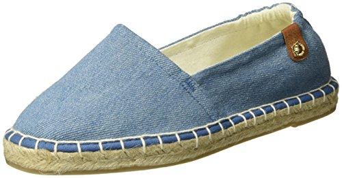 Tamaris Damen 24610 Slipper, Blau (Navy Jeans 807), 36 EU