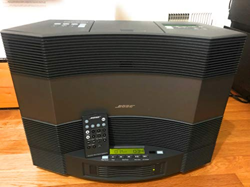 Bose Acoustic Wave Music System II + Acoustic Wave System II 5-CD Changer Graphite Gray