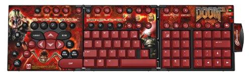 Ideazon Zboard Doom 3 Keyset