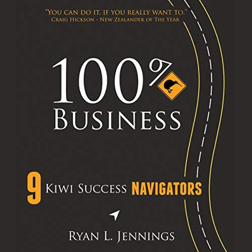 100% Kiwi Business cover art