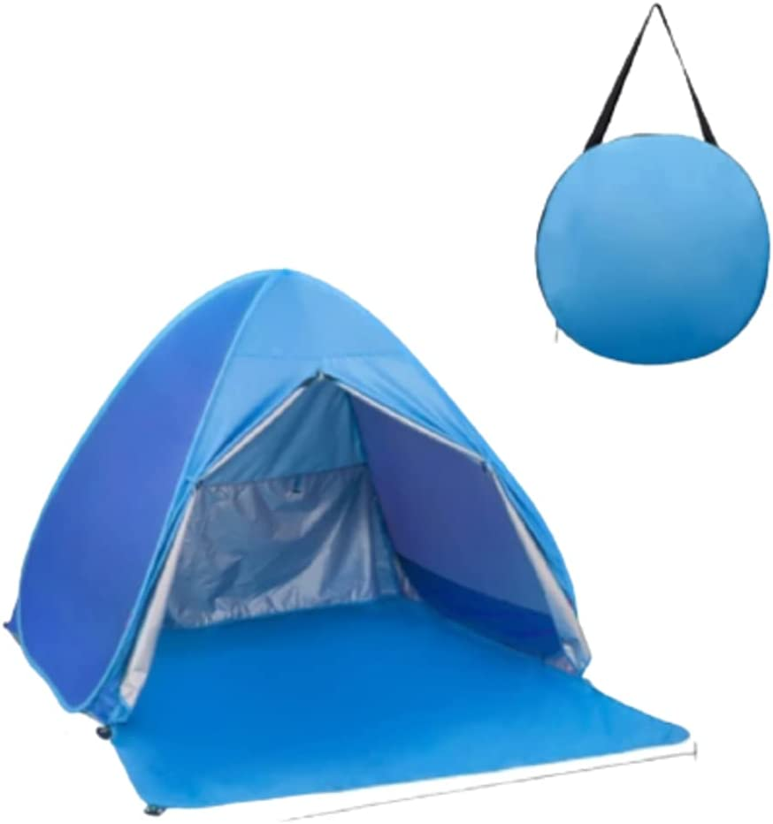 Complete Free Shipping 2021 Upgrade online shop Beach Tent UV Sun Shelter Sha Lightweight