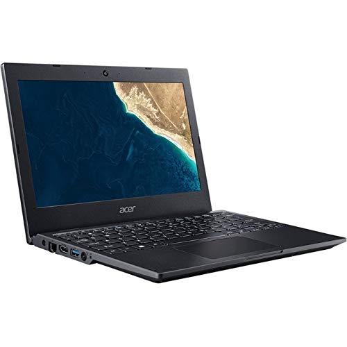 "Acer TravelMate B1 11.6"" 1366 x 768 Celeron N4000 1.1 GHz 4 GB Memory 64 GB eMMC Storage Laptop"