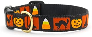 Halloween Motif Dog Collar by Up Country