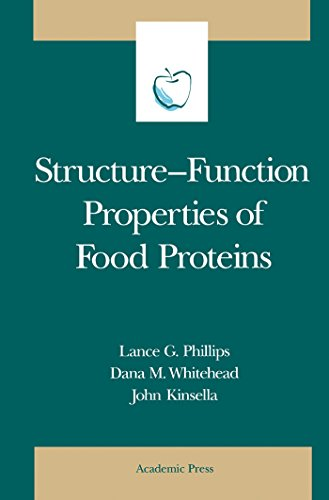 Structure-Function Properties of Food Proteins (ISSN ...