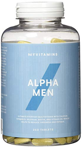 Myprotein My Protein Alpha Men - 240 Tabletten