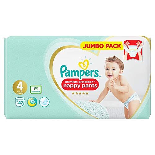 Pampers Premium Protection - Pantalones de pañales