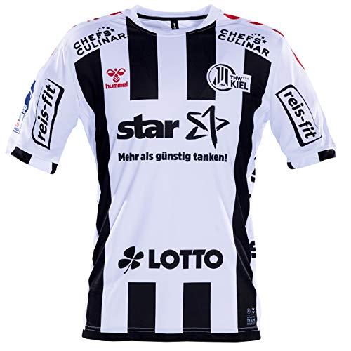Hummel Herren Trikot THW Kiel 2019 Special Edition Jersey schwarz/Weiss - XXL