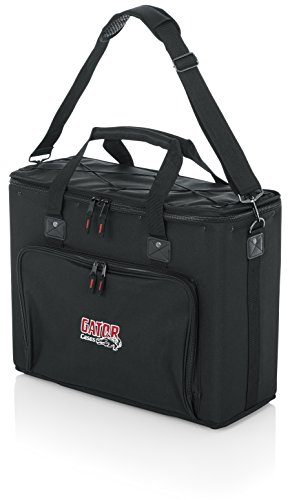 Gator Cases Portable 4U Rack Bag with 14