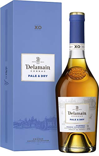 Delamain Pale & Dry X.O. 42% vol Cognac de Grande Champagne Cognac (1 x 0.5 l)
