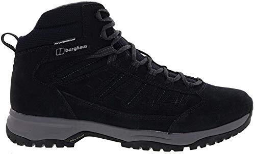 Berghaus Expeditor Trek 2.0 Walking Boots, Herren Trekking- & Wanderstiefel, Blau (Dark Blue/Black), 44.5 EU (10 UK)