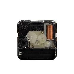 ULTNICE Quartz Clock Mechanism Battery Operated DIY Wall Clock Movement Repair Parts