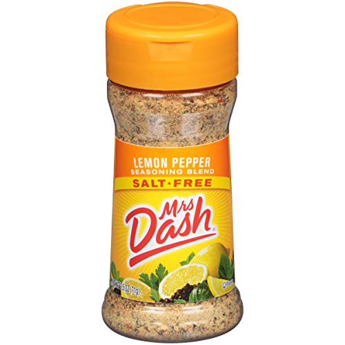 Dash Salt-Free Seasoning Blend, Extra Spicy, 2.5 Ounce (Pack of 12)