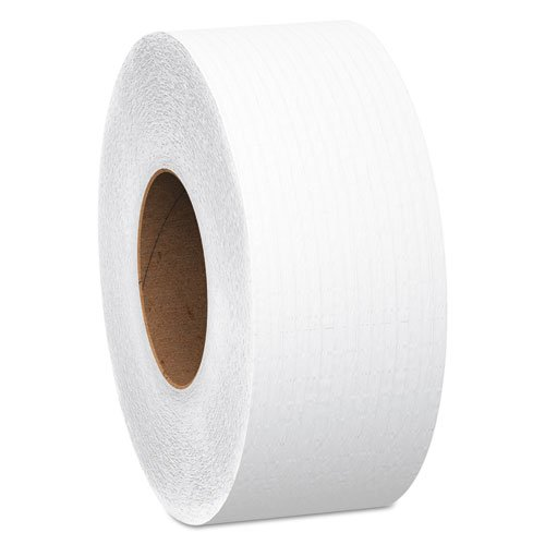 Kimberly-Clark Professional - Tradition Jrt Jumbo Roll Bathroom Tissue 2-Ply 8 9/10 Dia 1000Ft 12/Carton Product Category: Breakroom And Janitorial/Bathroom Tissue