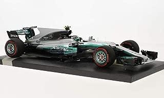 Mercedes AMG F1 W08 EQ Power+, No.77, AMG Petronas F1, Formula 1, GP Russia, 2017, Model Car,, Minichamps 1:18