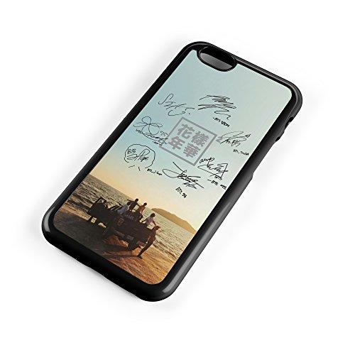 Coque,Bts Phone Signature 2 Case Coque iphone 6 & 6s,Cas De Téléphone