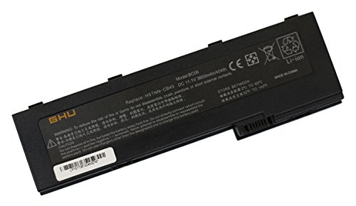 New GHU Battery 40 WH 454668-001 436426-311 436426-351 HSTNN-CB45 HSTNN-OB45 Compatible with HP EliteBook 2730p 2740P 2760P 2710p 2710 Tablet PC AH547AA 436426-751 436426-752 HSTNN-W47C