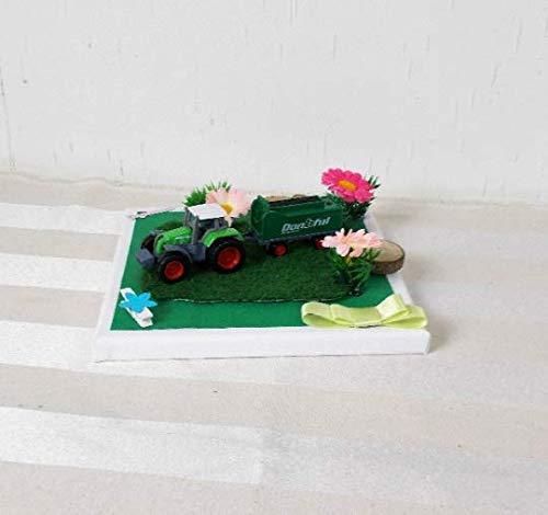 Geldgeschenk Geburtstag, Traktor, Bauernhof, Landwirt, Bauer, Geburtstagsgeschenk