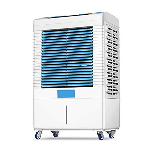 LANHAIBO air conditioning High qualityMobile Large Portable Evaporative Air Circulation Cooler, 50L Large Capacity Water Tank, 9000m&LFJKT;/H Air Volume, 200W, Suitable for Home, Industrial and Commer