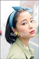 広瀬すず 女優 2Lサイズ写真2枚 vol.01