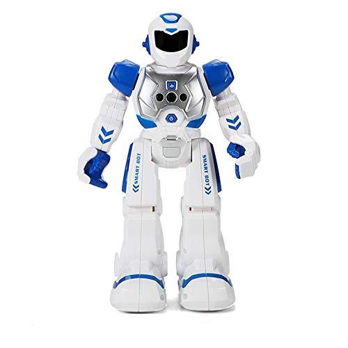 Roboterspielzeug Gestenerkennung Fernbedienung Intelligent Programmierbar Roboter für Kind 3-8 Jahre...