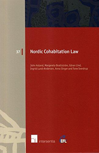 Nordic Cohabitation Law (European Family Law, Band 37)