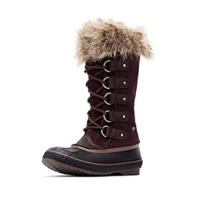 Sorel - Women's Joan of Arctic Waterproof Insulated Winter Boot, Cattail, 8 M US
