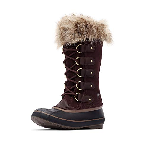 Sorel - Women's Joan of Arctic Waterproof Insulated Winter Boot, Cattail, 9 M US