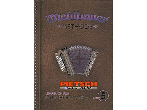 Echo Musikverlag, Michlbauer Methode- Lehrbuch Steirische Harmonika, Band 5