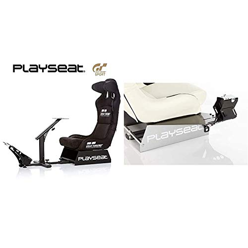 Playseat Evolution M Gran Turismo & Playseat Gearshift Holder Pro