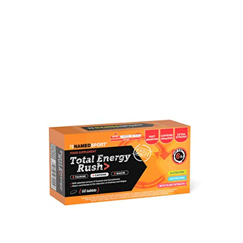 NAMEDSPORT Total Energy Rush - 60Cpr - 220 Gr