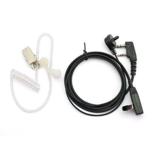 3,5mm PTT Security Mikrofon Headset für Baofeng UV-5R/Plus Wouxun Kenwood K-Norm
