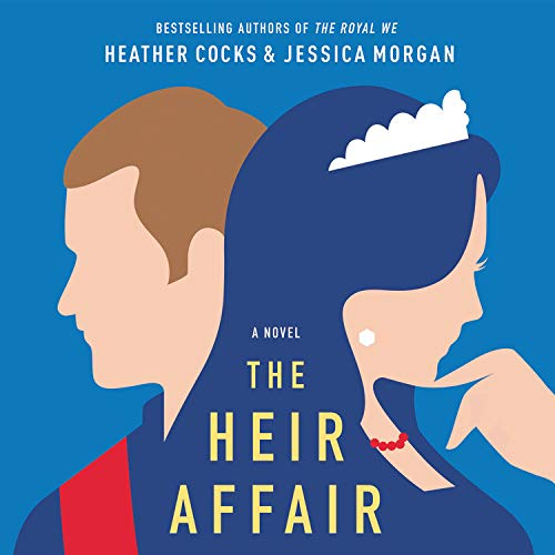 The Heir Affair  By  cover art
