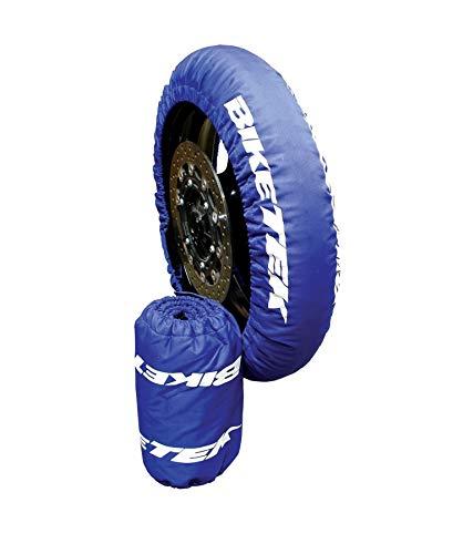 BIKETEK NBI TYRW11E - Calentadores de neumáticos para Superbike W. Europlug 120/70-17 190/55-17